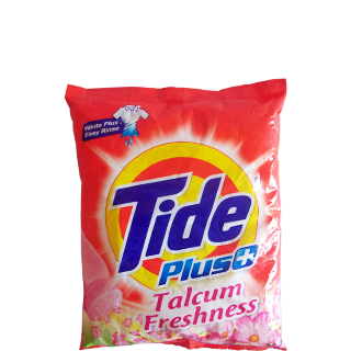 Tide Plus Talcum fresh Detergent Powder