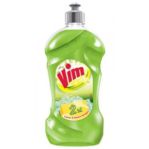 Vim Dishwash Liquid Lime