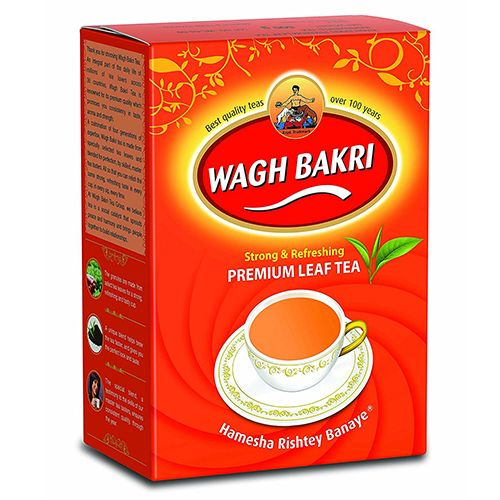 Wagh Bakri Tea - Premium Good Morning