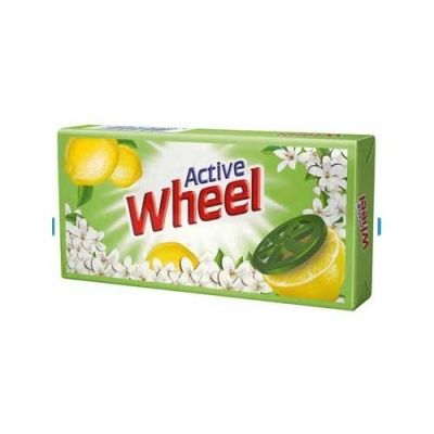 Wheel Active Green Detergent Bar