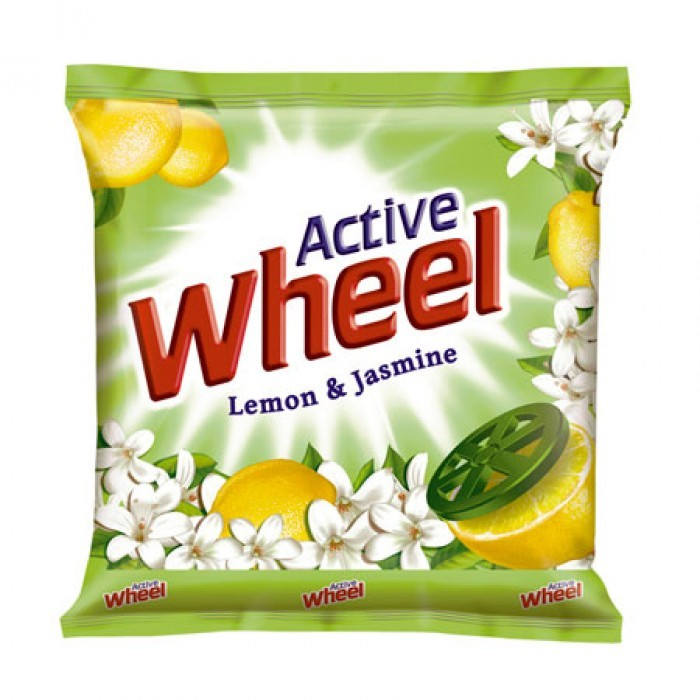 Wheel Detergent Powder Lemon and Jasmine