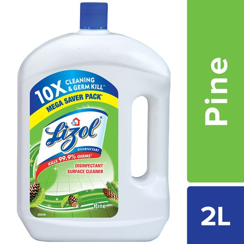 Lizol Disinfectant Surface Cleaner  Pine