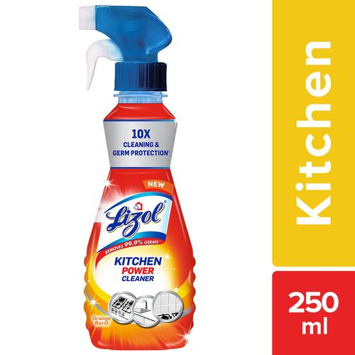 Lizol Kitchen Cleaner - Power  Trigger